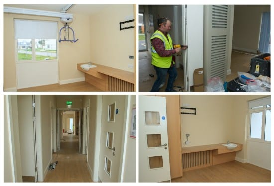 Refurbishment of 3 bungalows at St Joseph's Centre, Clonsilla.